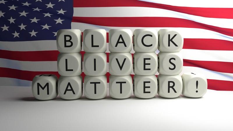 black lives matter фото