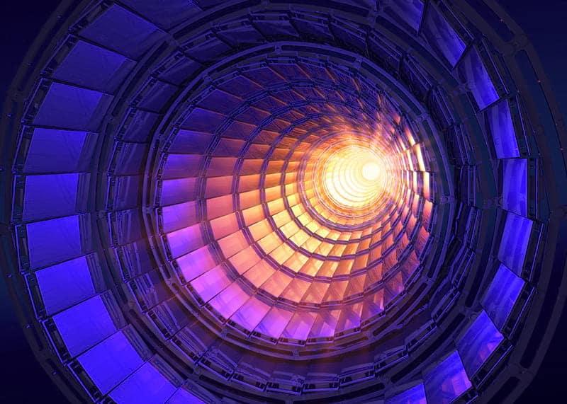 Большой андронный коллайдер фото