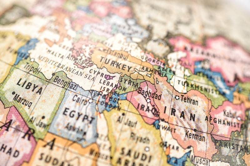 Ливия карта фото