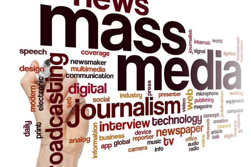 СМИ в соцсетях фото