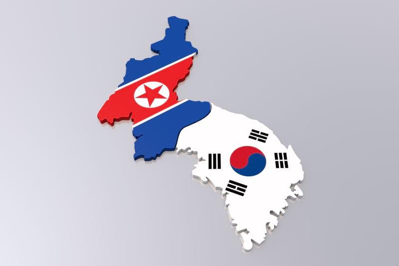 Корейский полуостров изображение