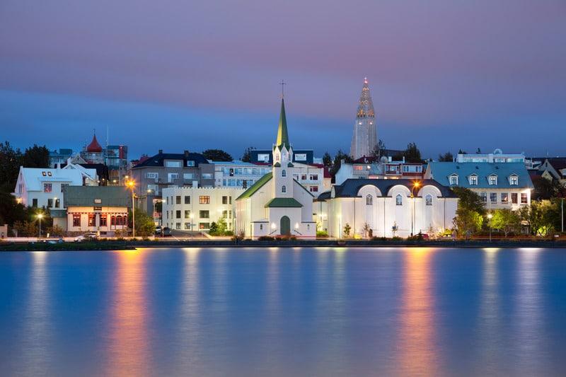 побережье исландии фото