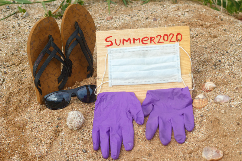Canva summer 2020 covid 19 protection
