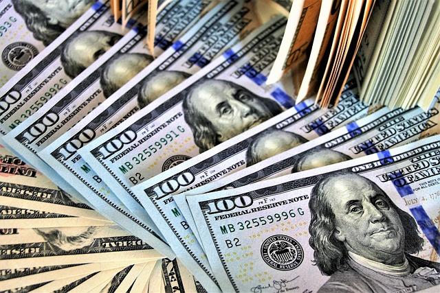 доллар валюта фото