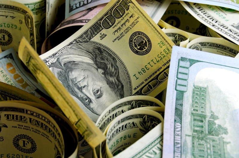 доллары сша деньги картинка