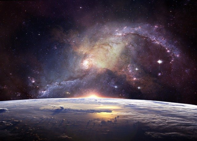 Галактика изображение