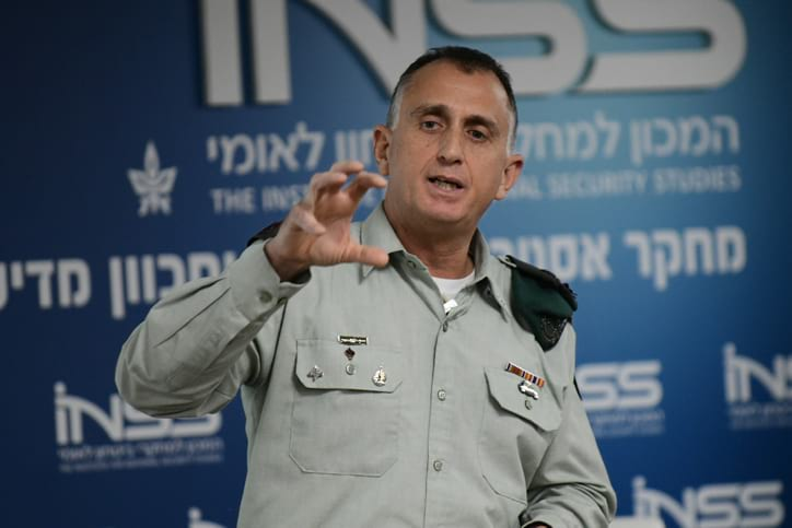 Glava izrailskoj voennoj razvedki Tamir Hejman