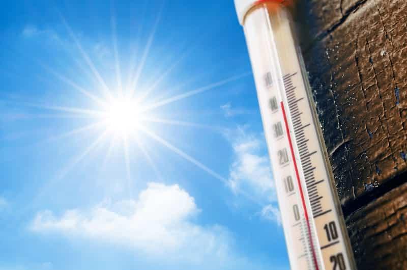 термометр глобальное потепление картинка
