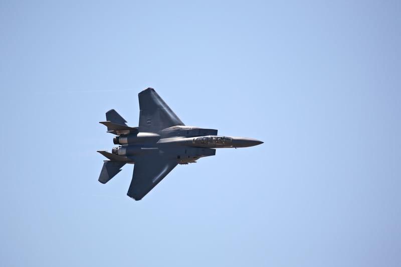 Istrebitel F 15C Eagle