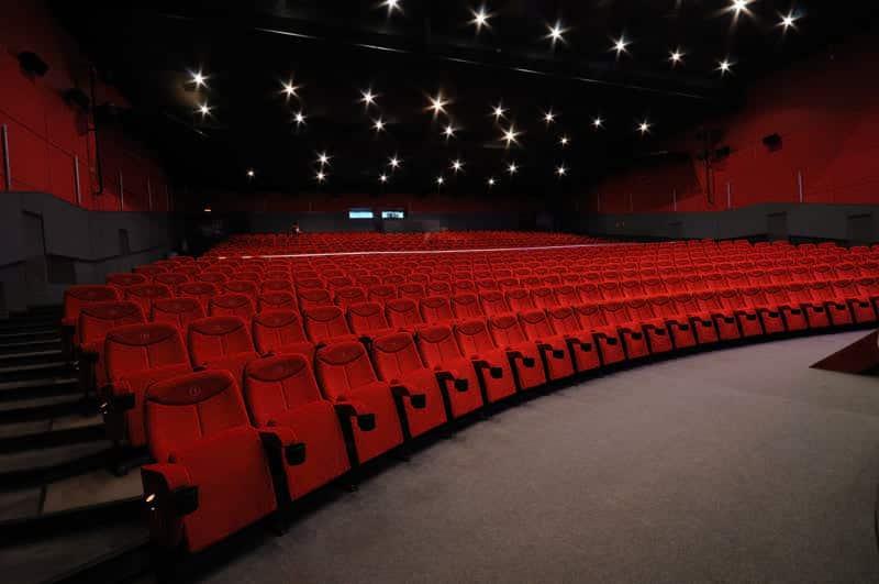 Кинотеатр фото