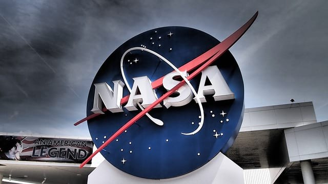 NASA логотип изображение