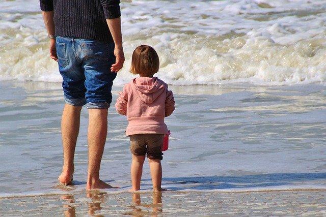 папа и ребенок фото