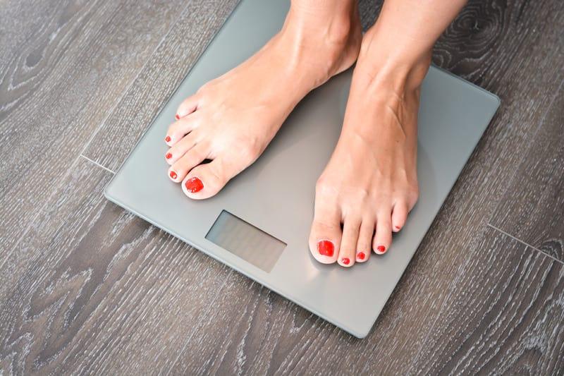 похудение весы фото