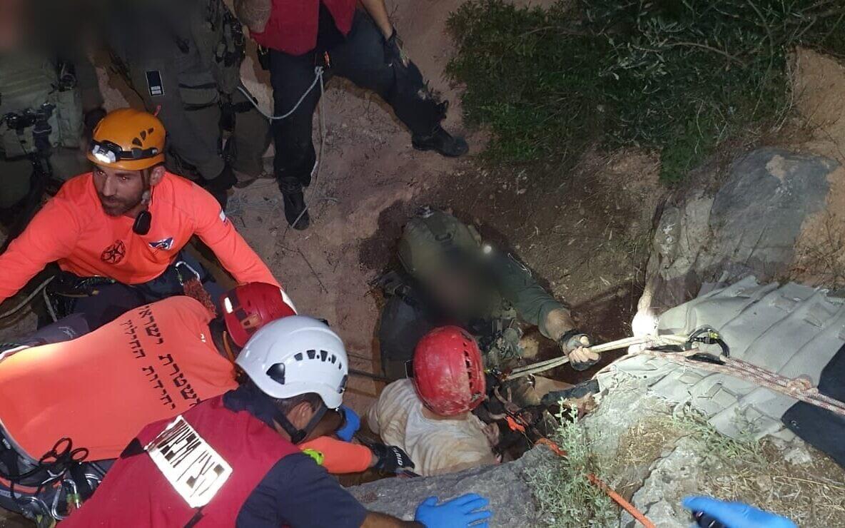 израильские спасатели фото