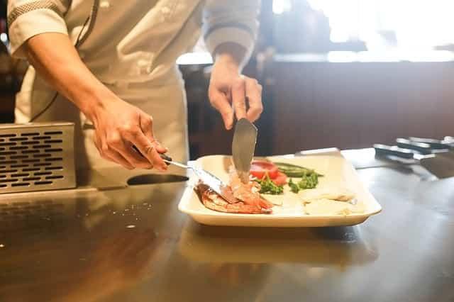 Приготовление блюда фото
