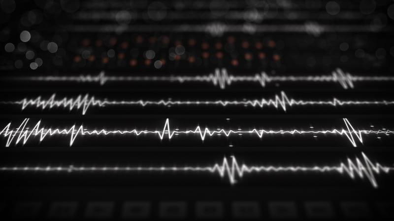 Прослушка звуковые волны картинка