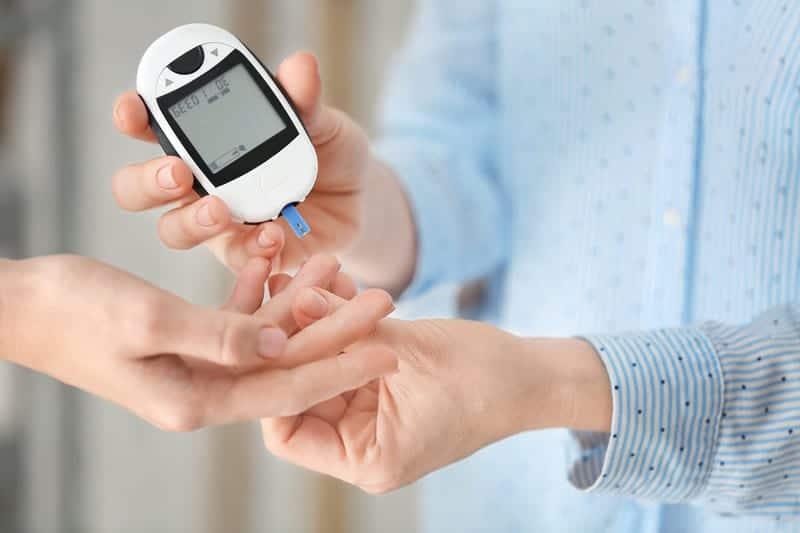 Проверка на диабет фото
