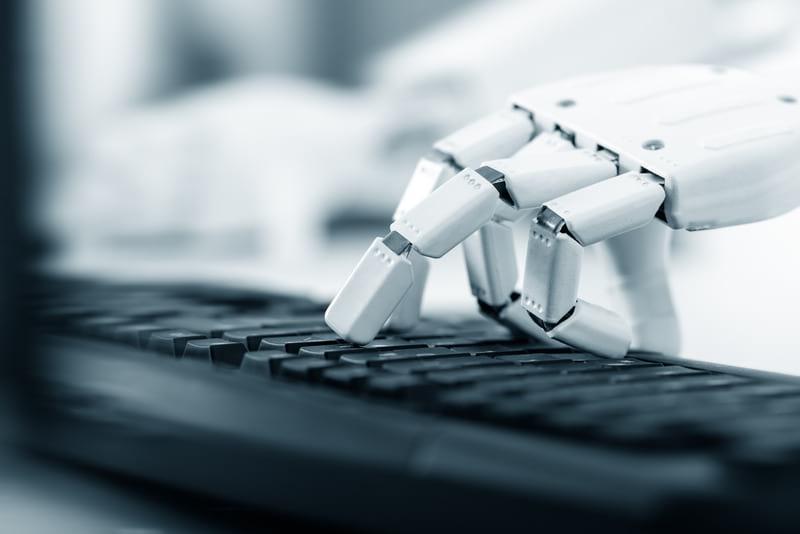 Робот изображение
