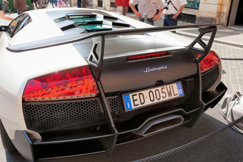 Суперкар Lamborghini фото