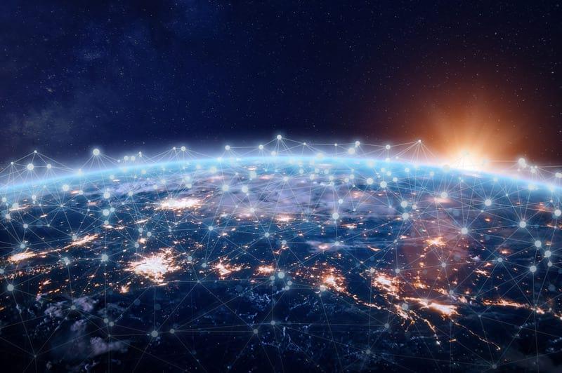 Цифровые технологии иллюстрация
