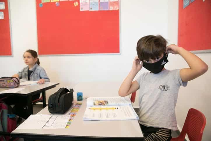 израильская школа ученики фото