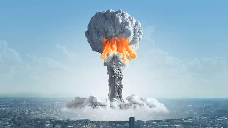 Ядерная война картинка