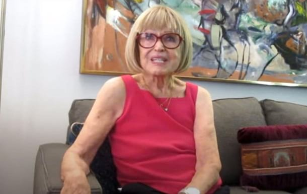 104 letnyaya Rut Kundsin