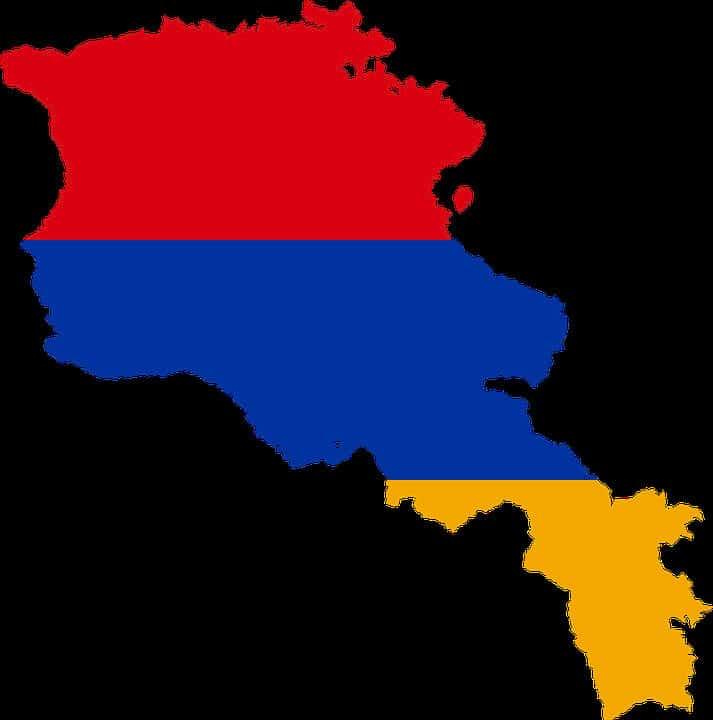 Флаг Армении изображение