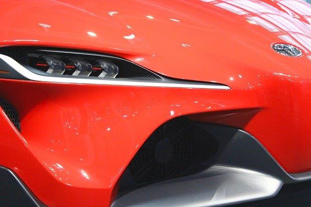 Авто Toyota фото