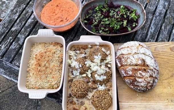 Блюда, приготовленные по древнейшим рецептам фото