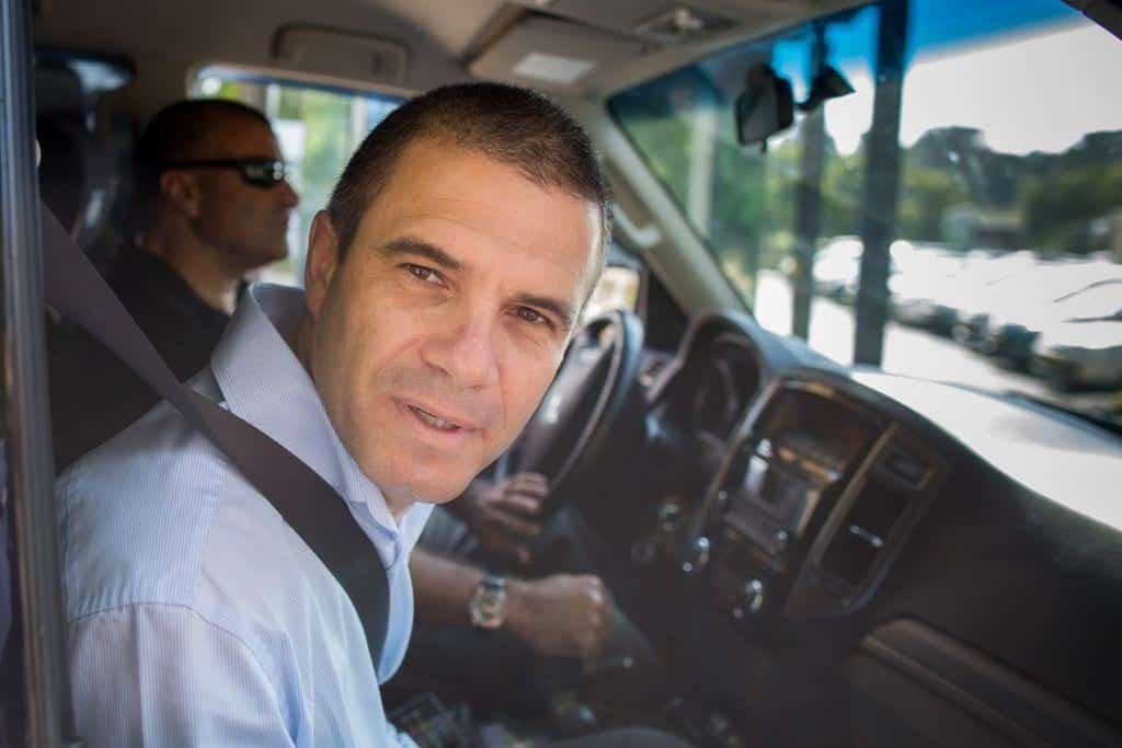 Бывший генерал ЦАХАЛа Гал Хирш фото