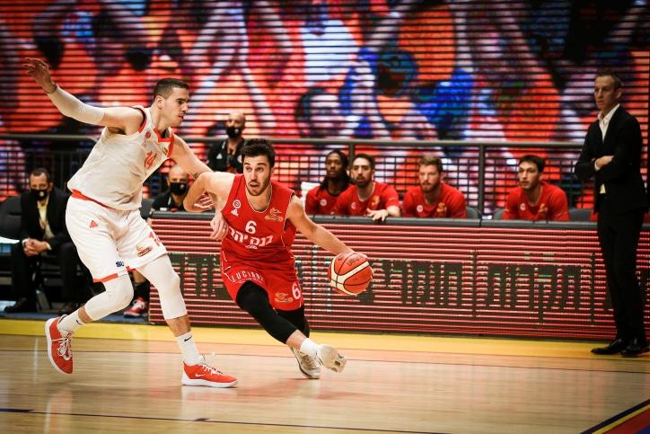 CHempionat Izrailya po basketbolu 1