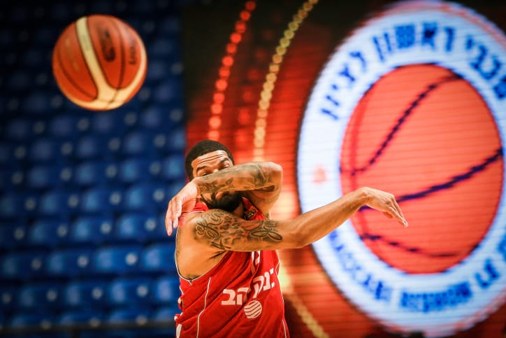 CHempionat Izrailya po basketbolu 5