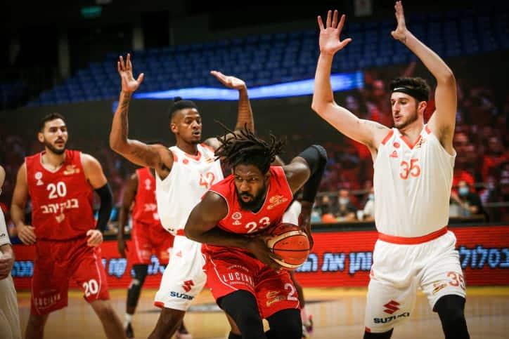 CHempionat Izrailya po basketbolu 6