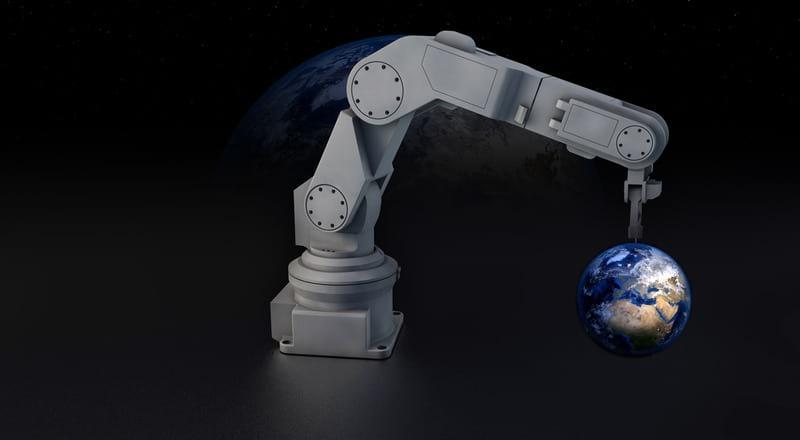 робот фото