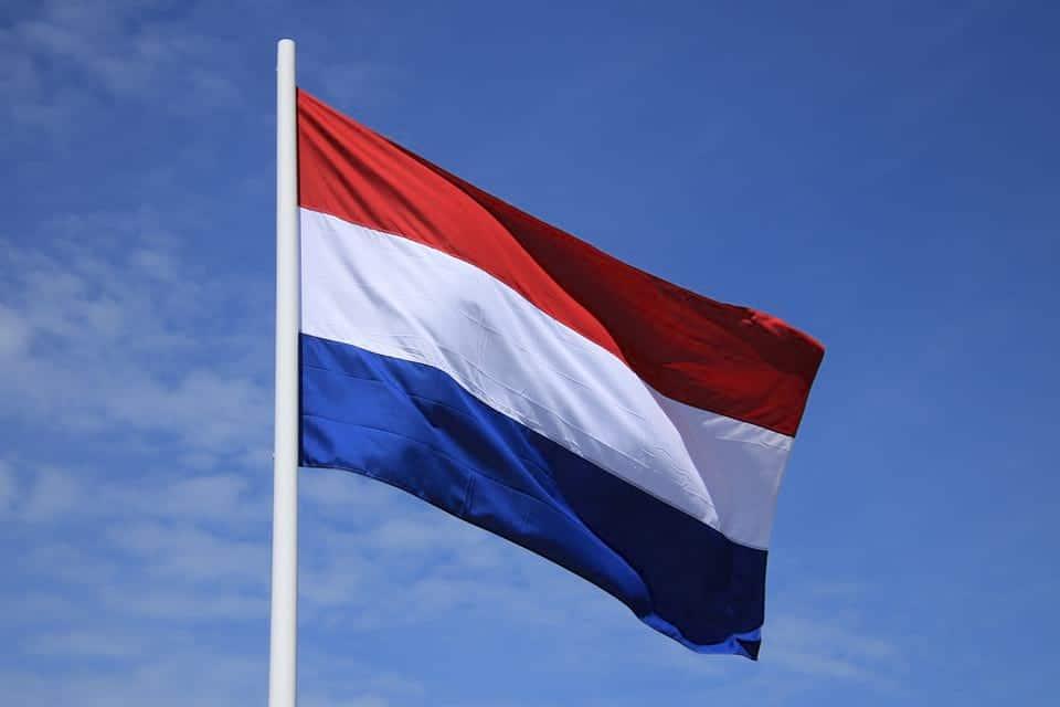 Флаг Нидерландов фото