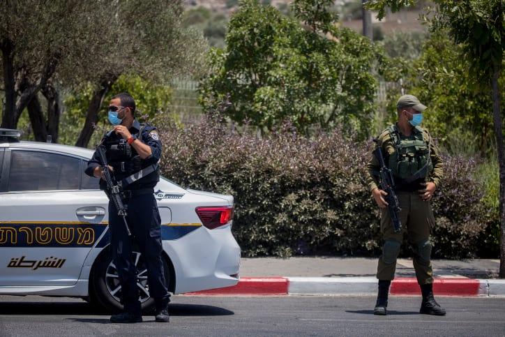 Izrailskie politsejskie 1