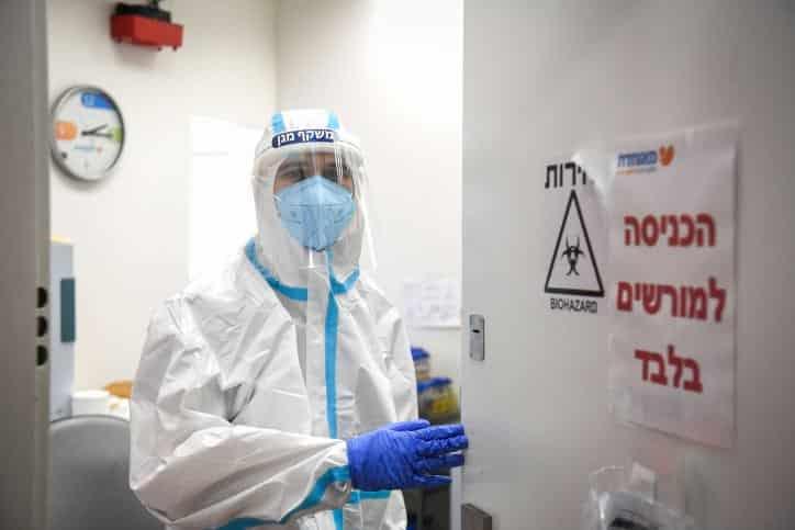 Koronavirus Izrail 11