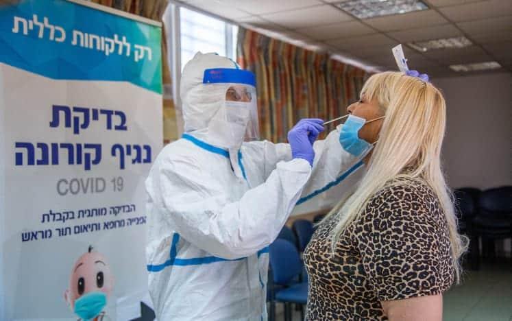 Koronavirus Izrail 25