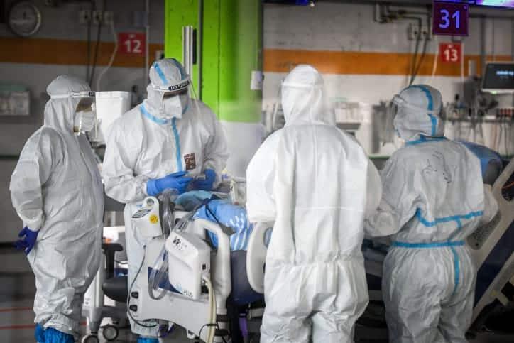 Коронавирус в Израиле: новая статистика по заболевшим COVID-19