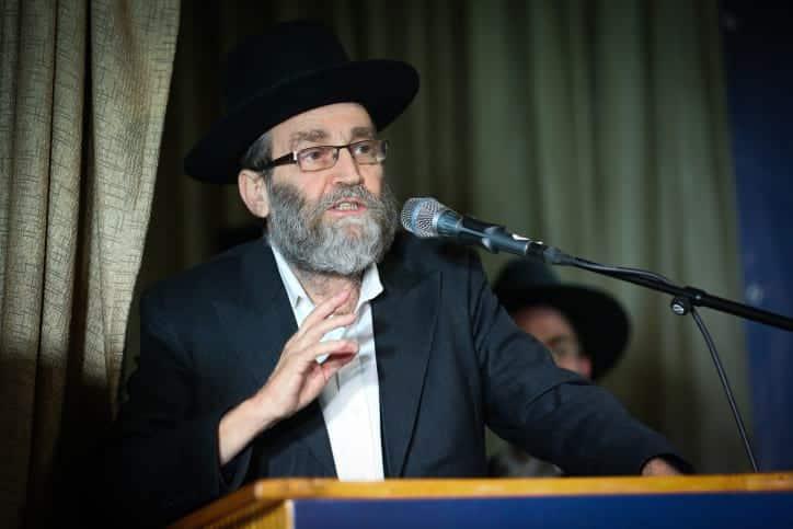 израильский депутат моше гафни фото