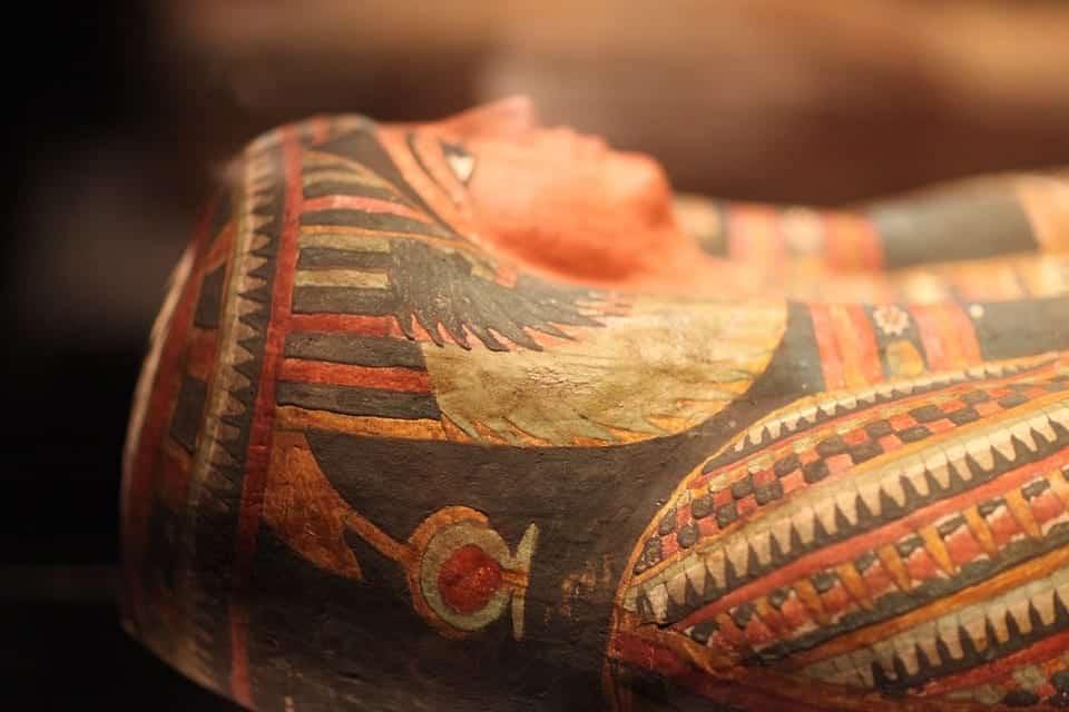 мумия египет фото