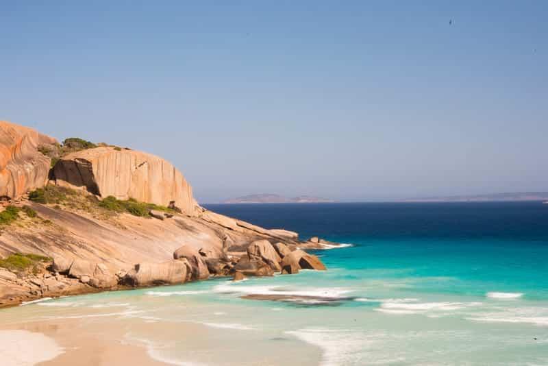 Побережье Австралии фото