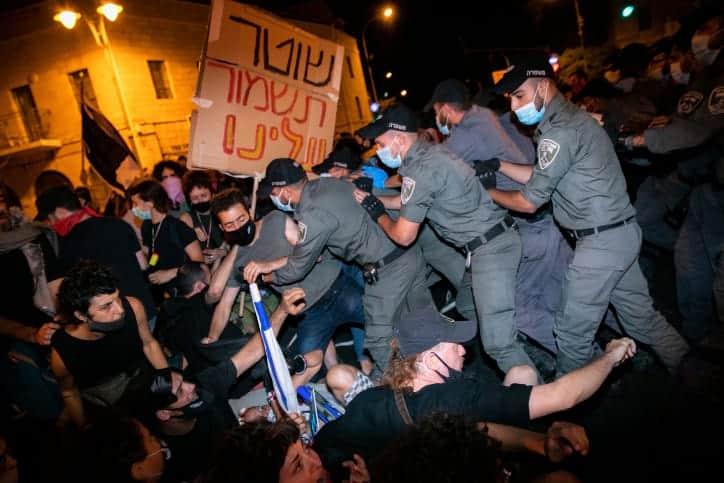 Protest Ierusalim 1