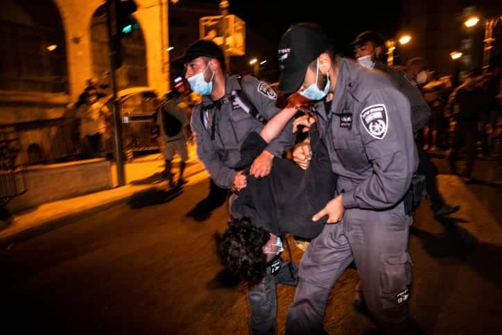 Protest Ierusalim 2