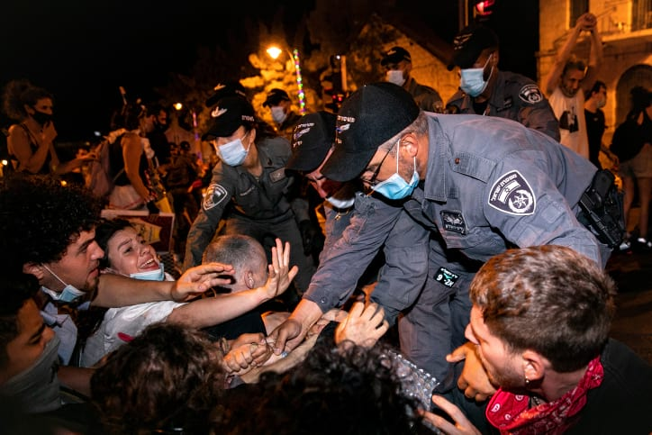 Protest Ierusalim 3