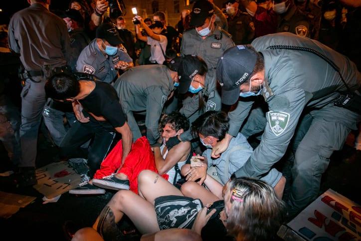 Protest Ierusalim 4