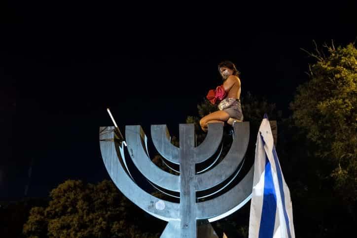 Protest Ierusalim
