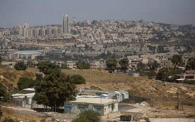 гиват хаматос иерусалим фото