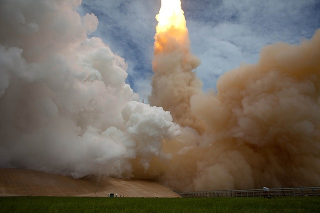 пуск ракеты фото